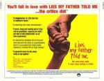Lies Father Yellow Poster