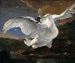 The_Threatened_Swan