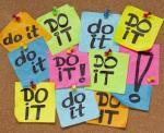 Do It Stickers